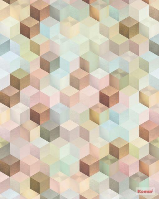 Cubes 6016A-VD2 -kuvatapetti
