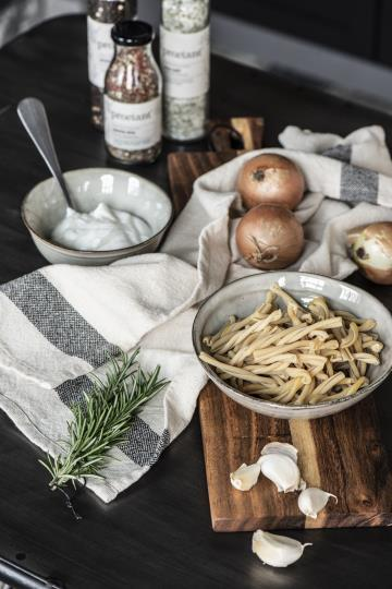Keittiöpyyhe, Ib Laursen