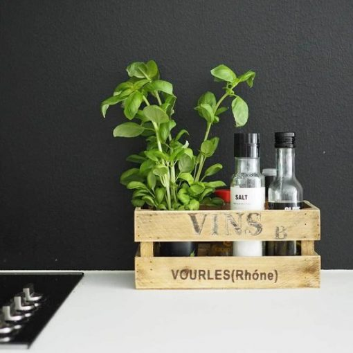 Puulaatikko, Vins