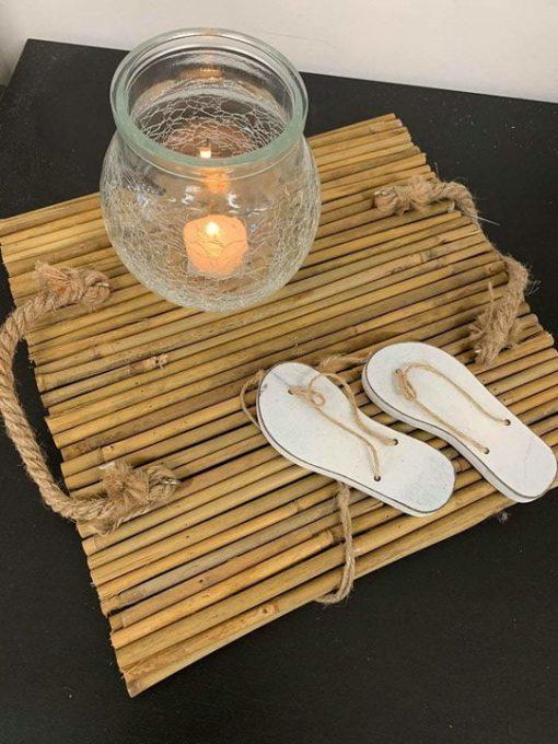 Bambu-alunen