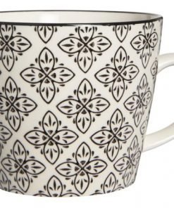 Casablanca Mug, black ethnic