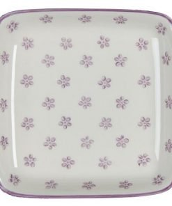 Casablanca Plate, Bloom