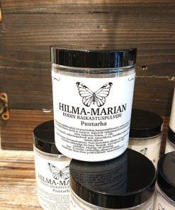 Hilma-Marian kodinraikastuspulveri, Puutarha