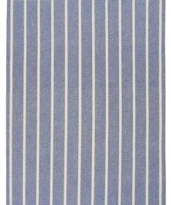 Keittiöpyyhe, Blue/white stribe