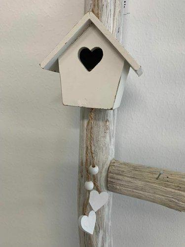 Lintutalo-koriste, birdhouse