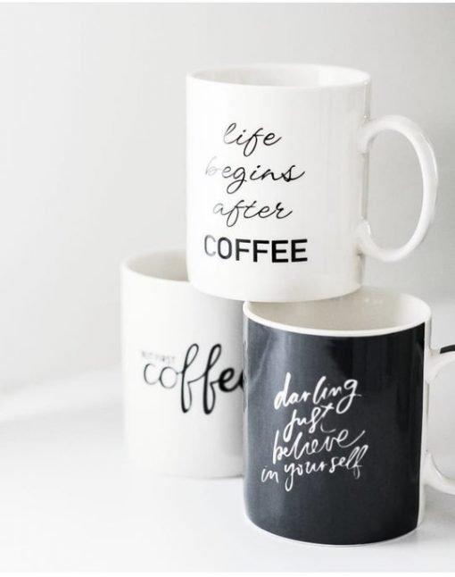 Muki, But first coffee