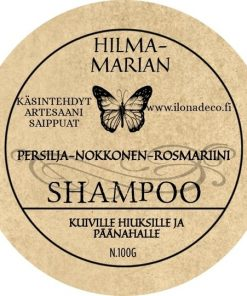 Persilja-Nokkonen-Rosmariini -shampoo
