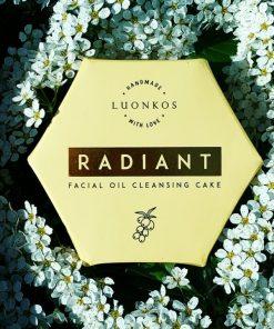 Radiant - Tyrni - herkkä ja kuiva iho (ei lisättyjä tuoksuja), 60g
