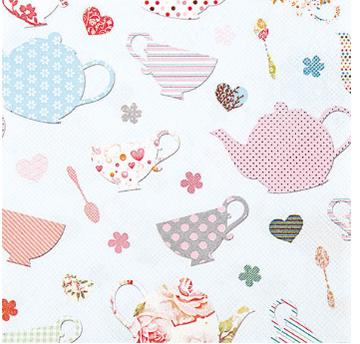 Servetti, cute cups