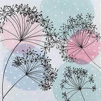 Servetti, kukkaset