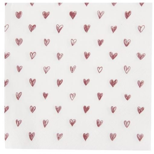 Servetti, red heart