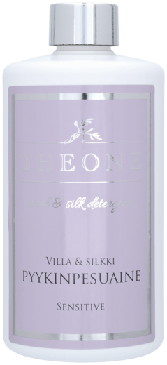 THEONE Pyykinpesuaine - Villa & Silkki, Sensitive