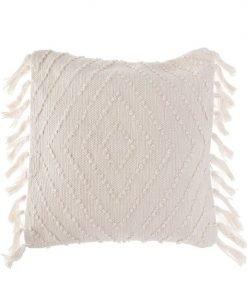 Tyynynpäällinen, Fringe, 50x50 cm