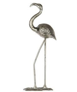 Flamingo Antique-Silver, 56 cm