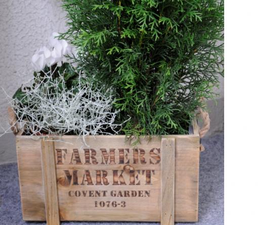 Farmers Market -laatikko
