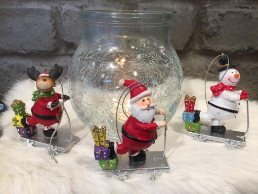 Potkulautailija, Joulupukki