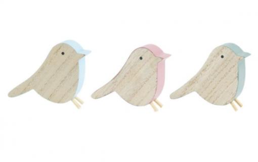 Puinen lintu