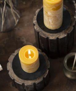 Uniikki kynttilänjalka
