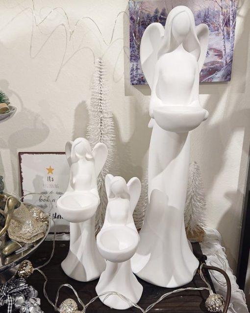 Valentino-enkeli, 3 kokoa