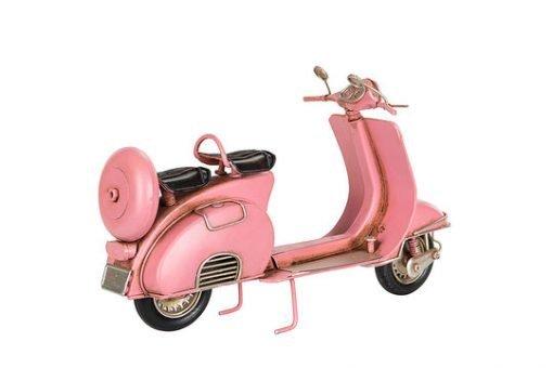 Vespa, vaaleanpunainen