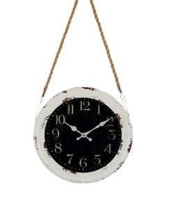Kello juuttinarulla 28 cm