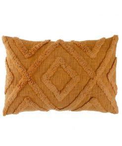 Tyyny, poltettu oranssi