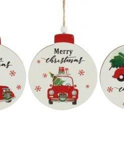 Koriste, jouluautot
